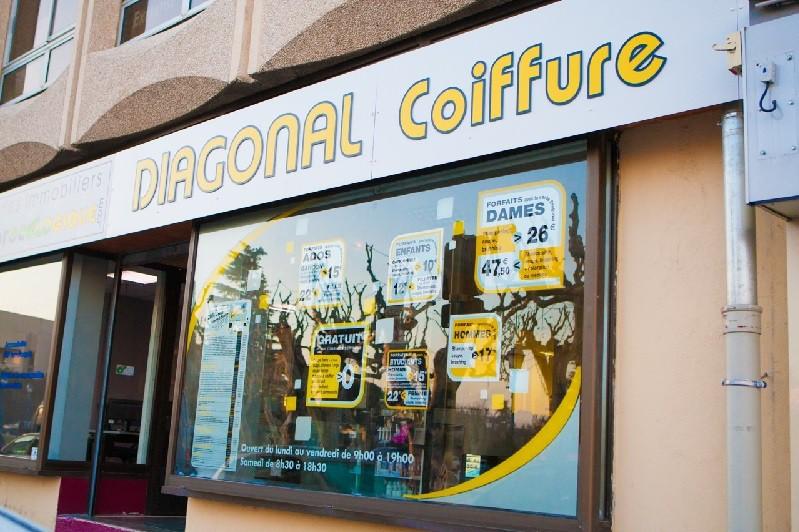 Diagonal coiffure pierrelatte - Salon de coiffure diagonal ...