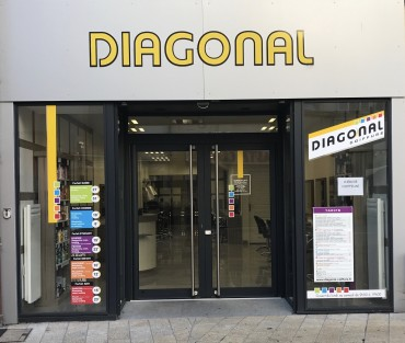 Diagonal coiffure thionville rue brul e - Salon de coiffure diagonal ...