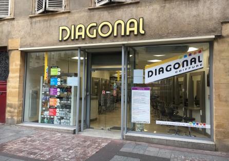 Diagonal coiffure metz place st jacques - Salon de coiffure diagonal ...