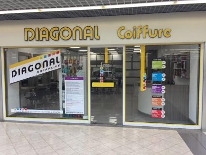 Carte Cora Mondelange.Diagonal Coiffure Mondelange Centre Commercial Cora